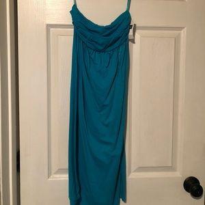 Brand new strapless GAP dress with back tie